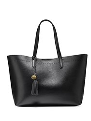 Cole Haan Payson Leather Tote Black