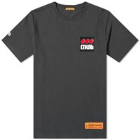 Heron Preston Ctnmb Dots Tee Black