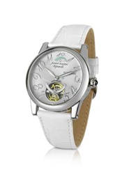 Forzieri Bermuda Women's White Automatic Mechanical Watch