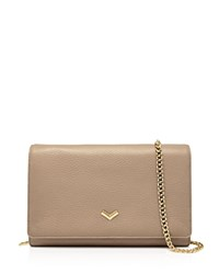 Botkier Soho Wallet On A Chain Crossbody Chai Gold