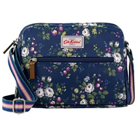 Cath Kidston Busy Bag Chelsea Flowers Ink