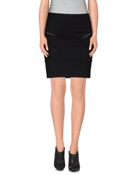 Hoss Intropia Mini Skirts Black