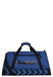 Hummel Stay Authentic L Sports Bag True Blue Black