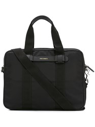 Dolce And Gabbana Mediterraneo Laptop Case Black