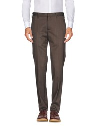Belstaff Casual Pants Dark Brown