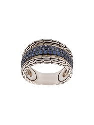 John Hardy Classic Chain Ring Silver