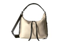 Botkier Samantha Hobo Cream Hobo Handbags Beige
