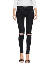People Jeans Black