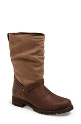 Women's Ariat 'Chatsworth H2o' Waterproof Cap Toe Boot Brown