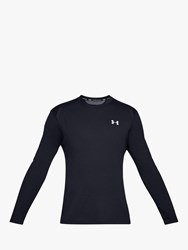 Under Armour Streaker 2.0 Long Sleeve Running T Shirt Black