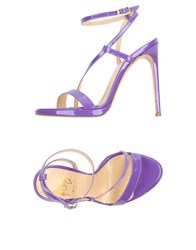 Icone Sandals Purple