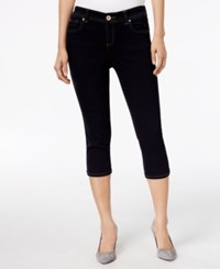 Inc International Concepts Petite Tikglo Wash Cropped Skimmer Jeans Only At Macy's