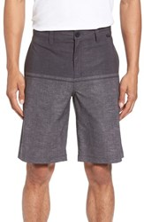 Travis Mathew Peale Hybrid Shorts Heather Quietshade