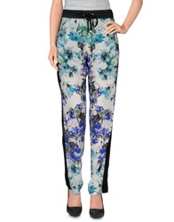 Angelo Marani Trousers Casual Trousers Women White