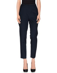 Lorena Antoniazzi Trousers Casual Trousers Women Dark Blue