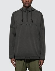 White Mountaineering Big Hoodie