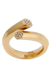 Women's Rachel Zoe 'Lena' Wrap Ring