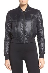 Alo Yoga Women's Off Duty Bomber Jacket