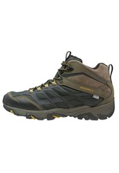 Merrell Moab Fst Ice Thermo Winter Boots Pine Grove Dusty Olive