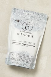 Anthropologie Crush Bath Salts Silver