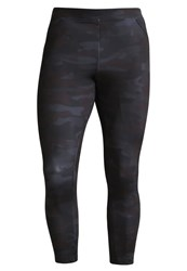 Onzie Core Tights Camo Black