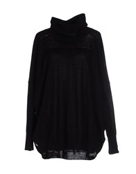 Blauer Knitwear Turtlenecks Women Black