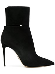Paul Andrew Pointed Toe Boots Black