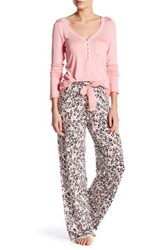 Kensie Such A Thrill Long Pant White