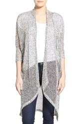 Women's Dex Fishnet Duster Cardigan