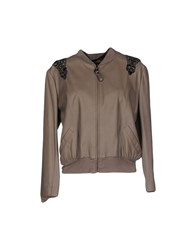 Hotel Particulier Coats And Jackets Jackets Women Grey