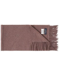 Acne Studios Canada Narrow Scarf Multi