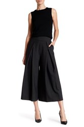 Milly Pleated Culottes Gray