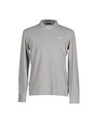 Gran Sasso Topwear T Shirts Men Light Grey
