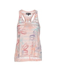 Andy Warhol By Pepe Jeans Topwear Vests Women Light Pink