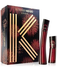 Kenzo Flower By 2 Pc. L'elixir Gift Set No Color