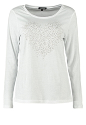 More And More Long Sleeved Top White