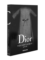 Assouline Dior By Ysl Multicolor