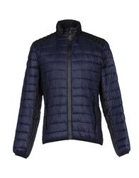 Yes Zee By Essenza Jackets Dark Blue