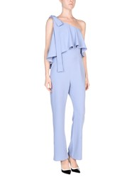 Lunatic Jumpsuits Sky Blue