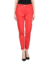 Pennyblack Trousers Casual Trousers Women Red