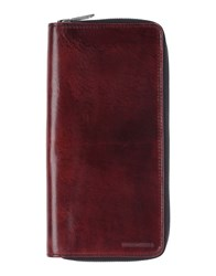 Dsquared2 Document Holders Maroon