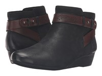 Rockport Cobb Hill Joy Black Women's Boots