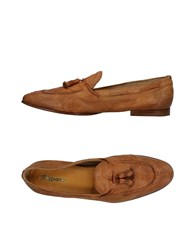 Raparo Loafers Camel