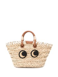 Anya Hindmarch Eyes Small Basket Tote 60
