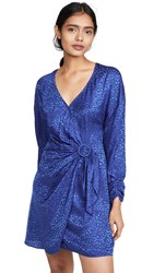 Parker Linda Dress Ultramarine