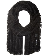 Smartwool Summit County Scarf Black Scarves