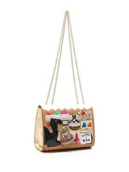 Tua Cartoline Shopping In The Souk Shoulder Bag Multi Colored