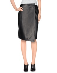 Pedro Del Hierro Knee Length Skirts