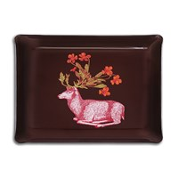 Avenida Home Puddin' Head Animal Tray Deer