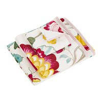 Pip Studio Floral Fantasy Towel Star White Multi